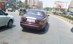 roll royce india pics rolls royce phantom page 50 team bhp