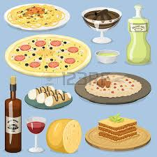 illustration cuisine cuisine food background cooking lunch pasta spaghetti