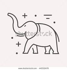 elephant vector stock images royalty free images u0026 vectors