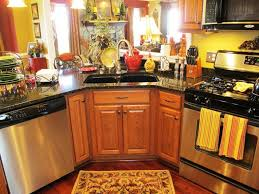 Kitchen Decorating Ideas For Countertops Kitchen Walls Modern Country Countertops Ideas Table And Budget