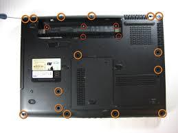 hp laptop fan repair hp pavilion dv6000 fan replacement ifixit