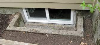 basement window wells ottawa u2014 foundation repair ottawa basement