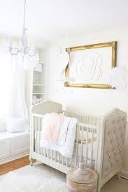 White Nursery Decor White And Gold Dreamland Nursery Project Nursery Nursery And