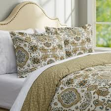 bedroom kantduvet covers queen with nailhead headboard and white