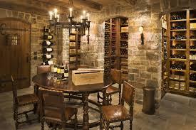 Wine Cellar Basement G P Schafer Architect