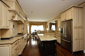 Kitchen Cabinet Glaze Antique White Glazed Kitchen Cabinets Kitchen Best 1000
