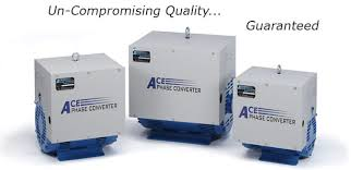 ace phase converter manufacturer of three phase rotary phase