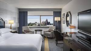 syracuse accommodations club level guest room sheraton syracuse