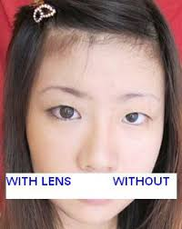 tutorial alis mata untuk wajah bulat march 2012 korea dolly eyes