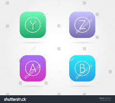 set app icon template guidelines vector เวกเตอร สต อก 566612224