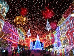 Red And White Christmas Lights by Osborne Family Spectacle Of Dancing Lights At Hollywood Studios