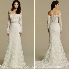 dress we wedding dresses with sleeves for 2018 wedding shoppe