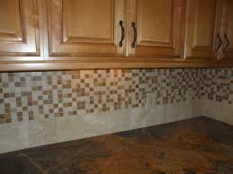 Install Tile Backsplash Kitchen Kitchen Make A Statement With Trendy Mosaic Tile For The Kitchen