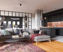 small apartment interior design working with just 40 square meter