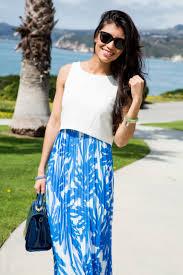Beach Style by Beachwear Essential Printed Chiffon Maxi Dress