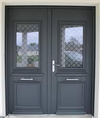 Porte Entree Grande Largeur Porte Coulissante Aluminium Sur Mesure Baie Vitrée Aluminium