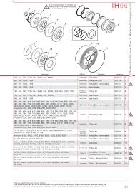 case ih catalogue brakes page 113 sparex parts lists