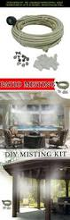 best 25 patio misting system ideas on pinterest water mister