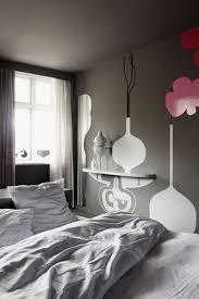 chambre gris interieur maison moderne la chambre grise l élégance et la