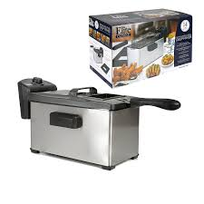 elite cuisine amazon com elite cuisine edf 3507 maxi matic 3 5 quart immersion