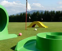 Backyard Set Mini Golf Set