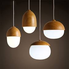 aliexpress com buy american country pendant light creative wood
