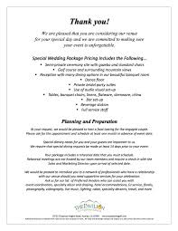 preparation of event plan for wedding packages yucaipa valley golf