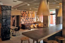 plan d une cuisine de restaurant déco de restaurant macdonald s wood wood