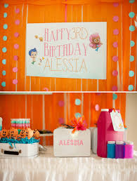 Bubble Guppies Decorations Cheerful Bubble Guppies Party Ideas Hostess With The Mostess