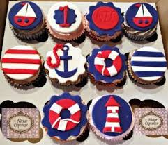 nautical cake toppers nautical boy baby shower cake by eyecandeycreativedesigns on
