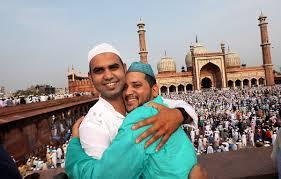 muslims around the world celebrate eid al fitr 2017 al jazeera