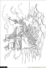 pirates caribbean coloring pages ecoloringpage