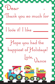 card thank you note template template idea