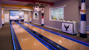 avitation alley private bowling alley