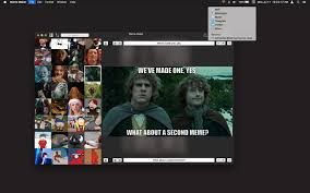 Meme Generator For Mac - github mememaker meme maker mac meme maker open source macos app