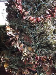 tree garland jubilee homespun projects