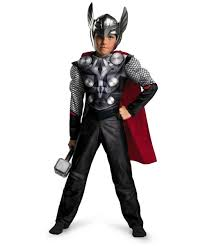 muscle thor kids movie costume thor movie costumes