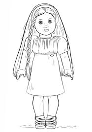 doll coloring pages print gianfreda net