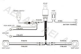 ipf spotlight wiring diagram ipf wiring diagrams