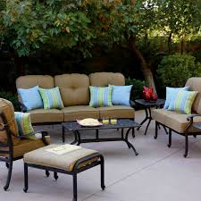 Sectional Patio Furniture Sets Outdoor Patio Dining Sets On Sale Homecrest Patio Furniture
