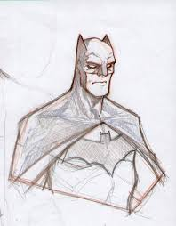 batman sketch by denism79 on deviantart