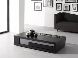 Black Modern Coffee Table Modern Coffee Table Modern Furniture J M Furniture