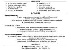 Staff Accountant Resume Sample by How To Compose A Resume Resume Example