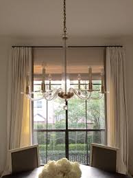our new house window treatments la dolce vita