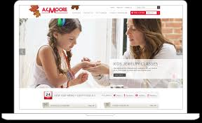 magento web design for large ecommerce site