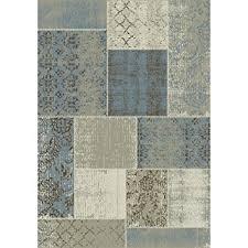 tapis de cuisine alinea agadir tapis 160x230cm bleu alinea x160 0x230 0 amazon fr