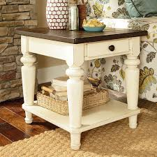 Hammary Sofa Table by Hammary Promenade Rectangular Drawer End Table Hayneedle
