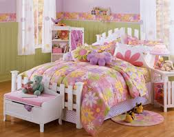 Cute Cabinet Bedroom Charming Pink Green White Wood Cute Design Bedroom Kids