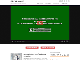 is greatmovie us a scam or legit greatmovie us reviews check
