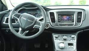 2015 Chrysler 200s Interior 2015 Chrysler 200 Limited The